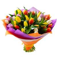 Букет тюльпанов Амстердам